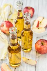 Apple Cider (selective focus)