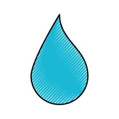 Drop paint picture icon vector illustration design graphic