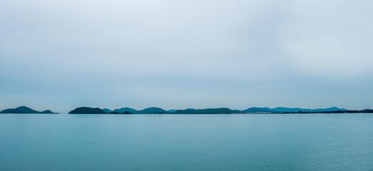 Islands on the horizon