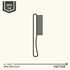 Thin line icon -