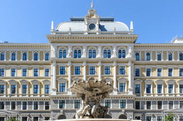 Trieste, palazzi storici