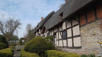 Maison de Shakespeare en Angleterre