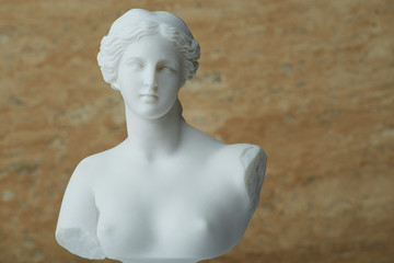Photo sur Aluminium Commemoratif Statue of Aphrodite,ancient greek god of beauty.
