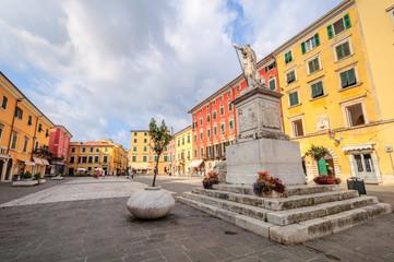 Carrara Piazza Alberica