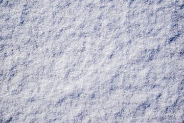 Fresh snow background