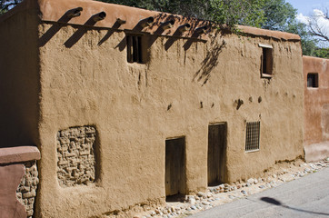De Vargas House in Santa Fe, New Mexico