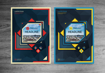 Multipurpose Business Flyer Layout 1
