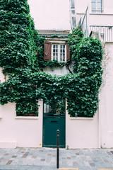 Latin Quarter of Paris. Old france street