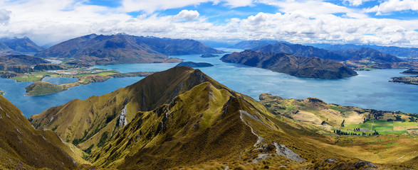 Lake Wanaka -  Roys Peak