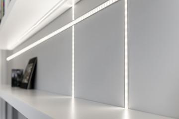 Detail of lighting led