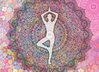 Zen Yoga Mandala