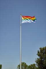 THE Pride Flag in San Diego, CA