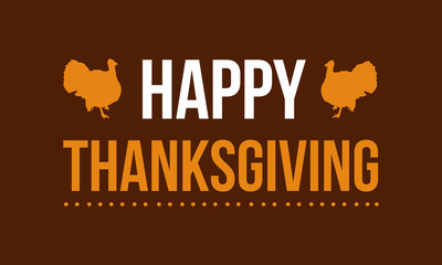 Happy Thanksgiving greeting card collection