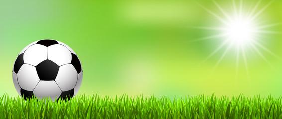 Fussball Hintergrund