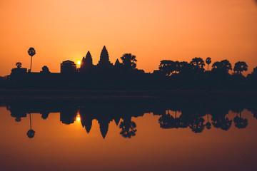 Angkor Wat, Unesco World Heritage, Cambodia