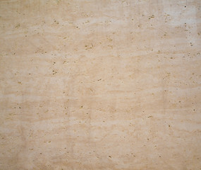 Detail on surface texture of marble wall