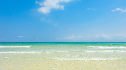 Beautiful and Breathtaking tropical beach at Similan Island, Thailand