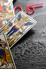 Tarot Tarocchi Карты Таро Trionfi Tarock 塔羅牌  타로 cartas أوراق التاروت タロット Taro Tarotkortlek kortos קלפי טארוט ტარო ბანქო Tarot-kortit Tarokki ไพ่ทาโรต์ Tarotkaarte
