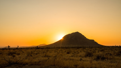 Sunrise Buttes
