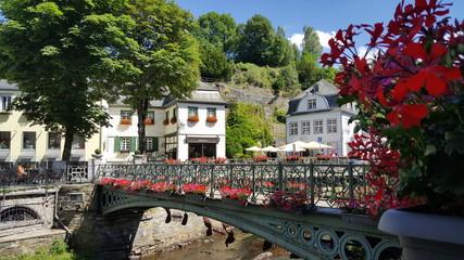 City centre of Monschau