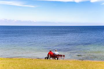 Fehmarn, Ostsee Insel, Meer