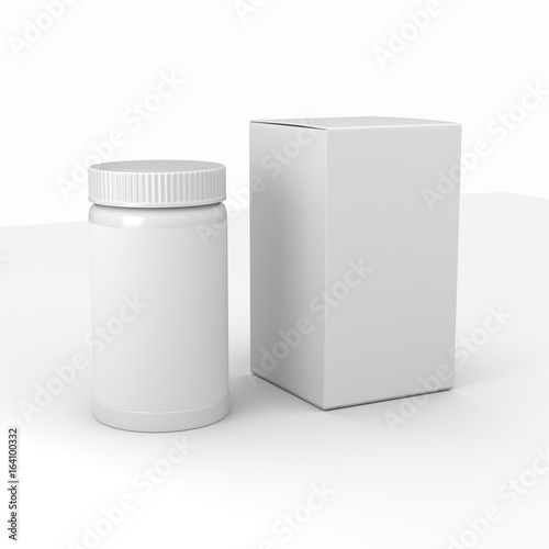 medical bottle template 3d rendering stock photo and royalty free