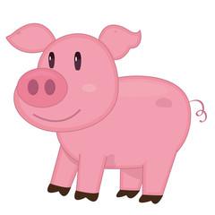 Pig character vector