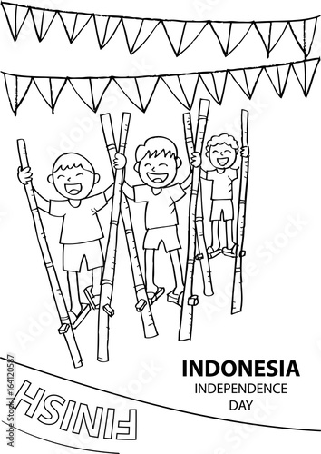 Game To Celebrate Indonesia Independence Day