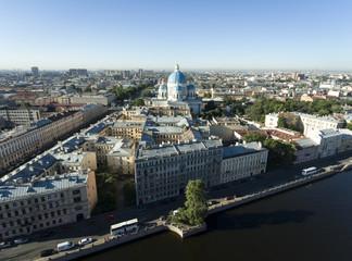 Rivers and bridges. Saint Petersburg.