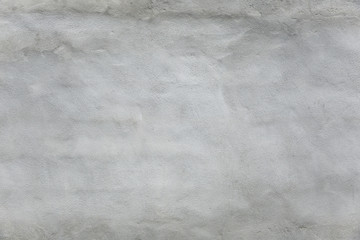 White background or texture plastered Grunge concrete wall