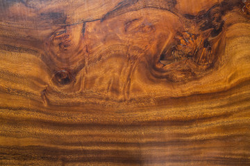 background and texture of wood decorative furniture surface