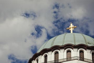 Saint Sava Temple - Belgrade Backgrounds