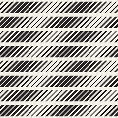 Line halftone effect. Modern background design. Stylish geometric lattice. Vector seamless pattern