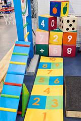 Playground for little children