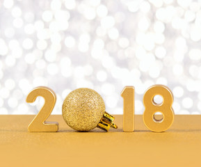 2018 year golden figures