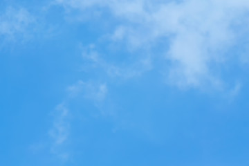 Sky sea bright afternoon.