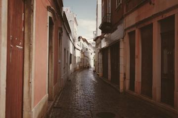 Die Straßen von Loule, Portugal