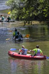 Aventura en el río