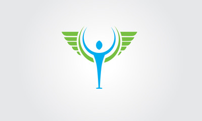 Health care life icon