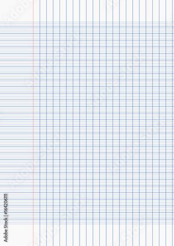 Feuille grands carreaux quadrill e a4 sey s fichier for Feuille simple grand carreaux