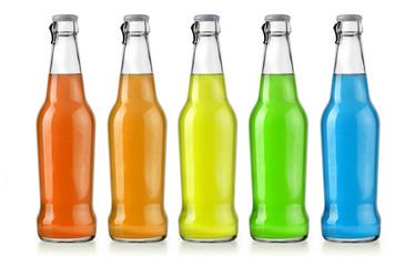 bottle soda water