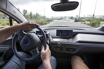 Conduciendo/ Driving