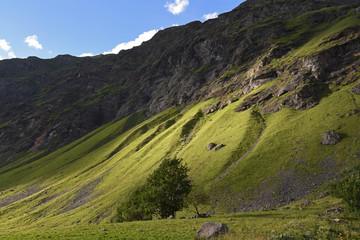 Pyasages des Alpes françaises