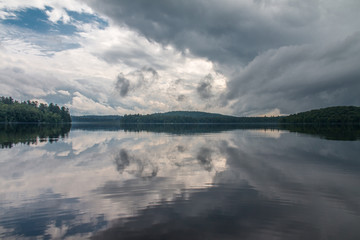 Lake Colby - Adirondack Park