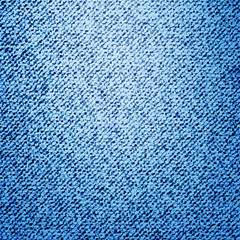 Jeans Textured Background