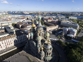 Church of the Savior on Blood. Saint Petersburg.