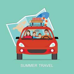 Planning summer vacations