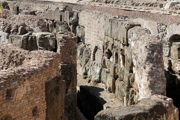 Rome Colisée Amphithéâtre Romain