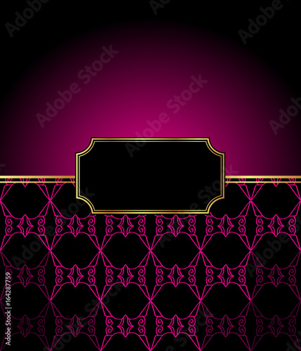 2018 new year invitation on the dinner background for flayer