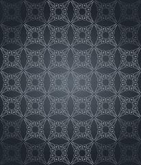 Seamlessly Wallpaper with dark color tones.